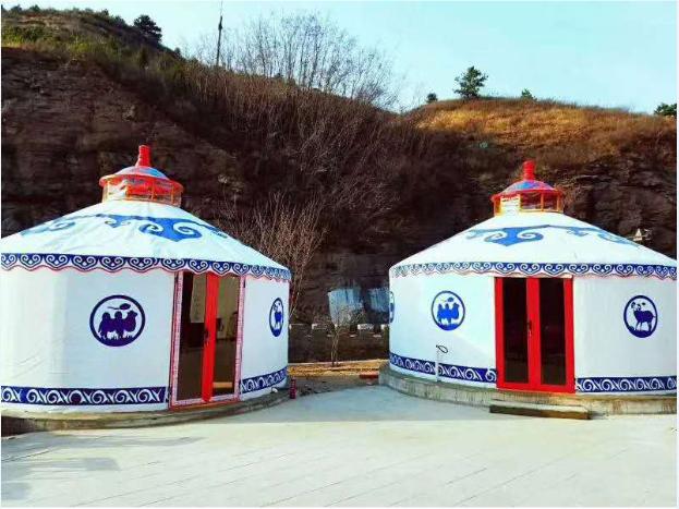 蒙古包批发讲解新型蒙古包相对于传统建筑的优势有哪些