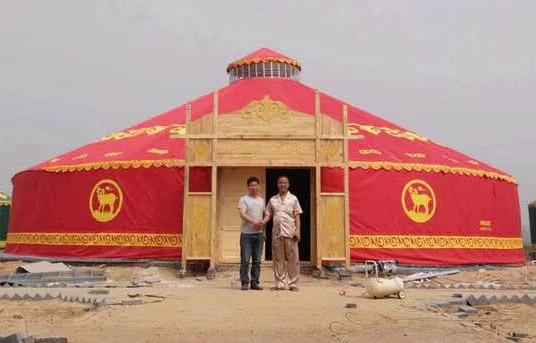 蒙古包厂家介绍蒙古包的一些保养知识