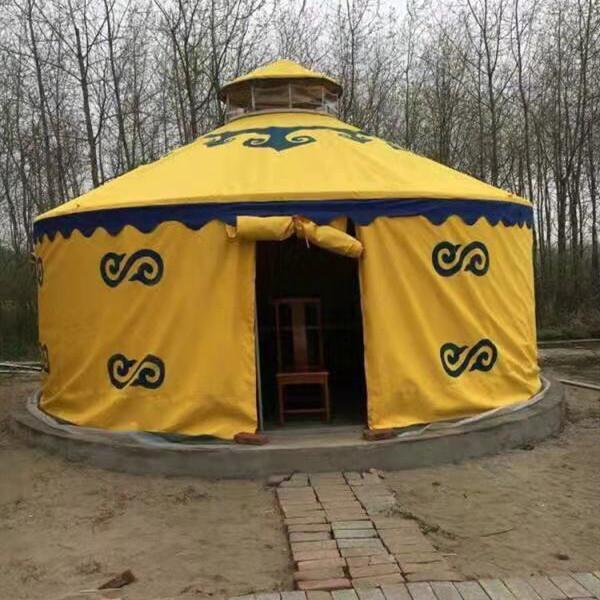 周口住宿蒙古包