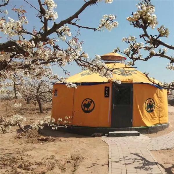 住宿 蒙古包