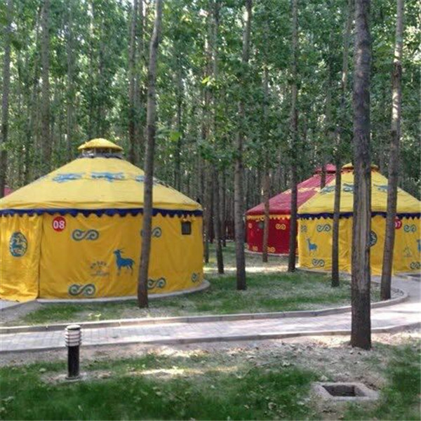 生态蒙古包