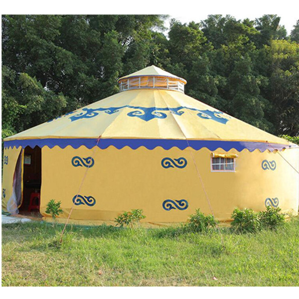 生态园 蒙古包