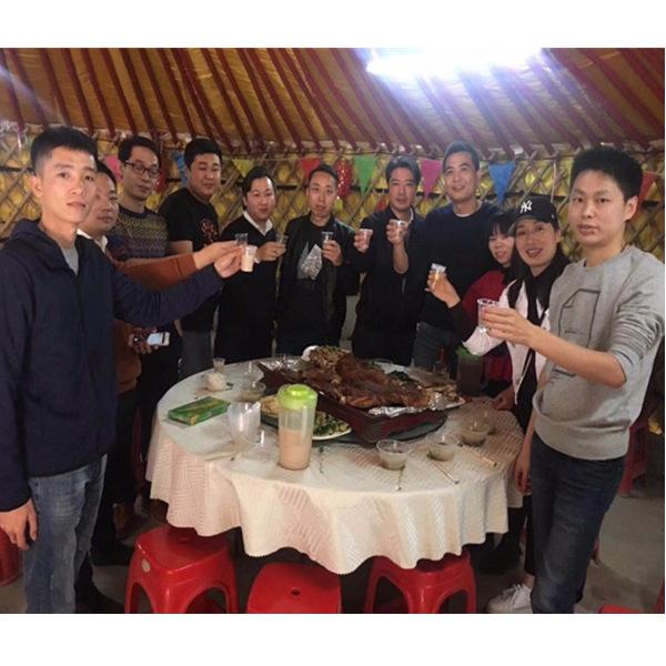 郑州农家乐蒙古包