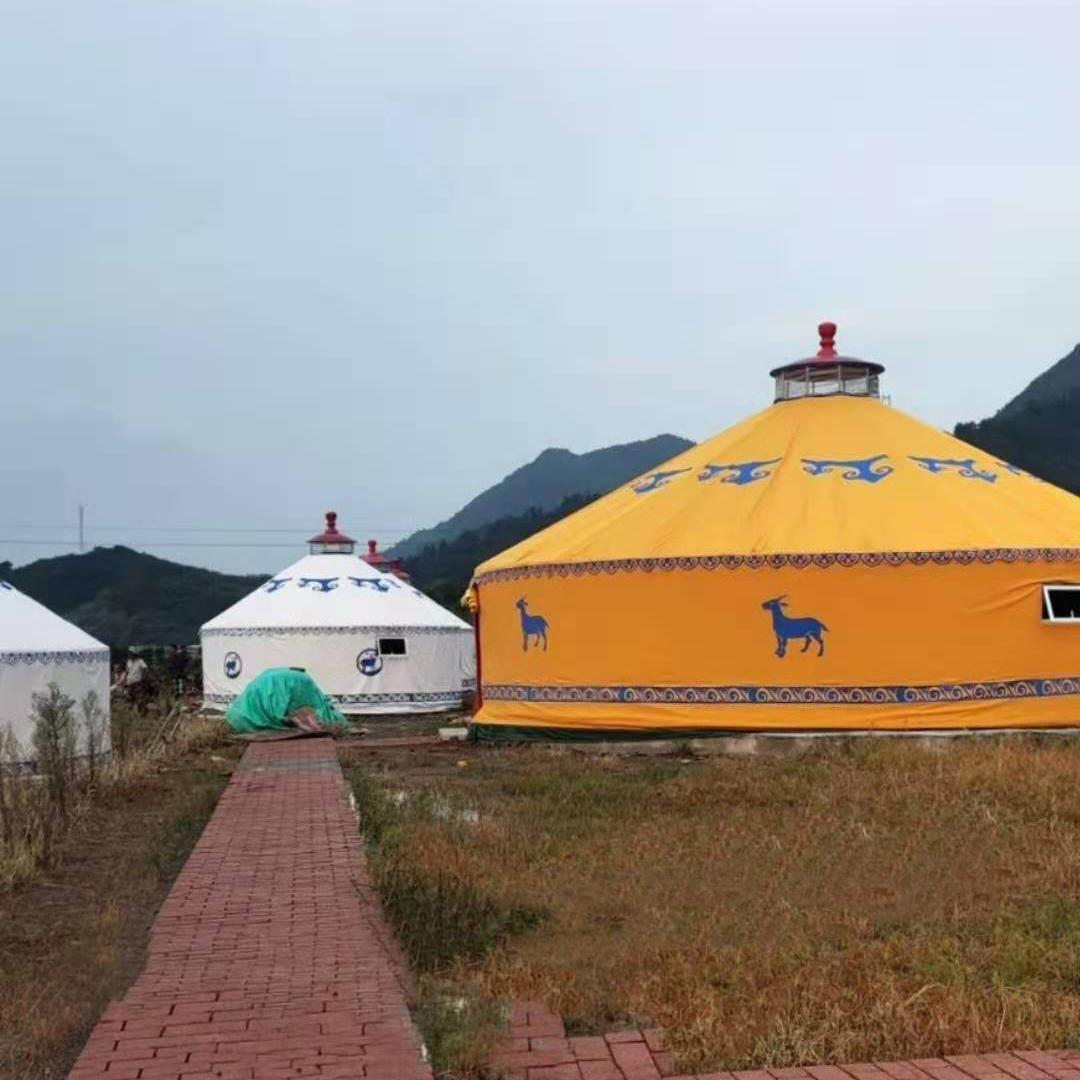 住宿式蒙古包