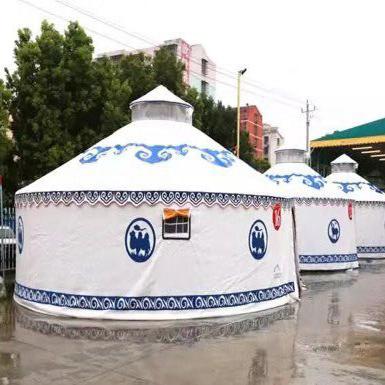 大型餐饮蒙古包