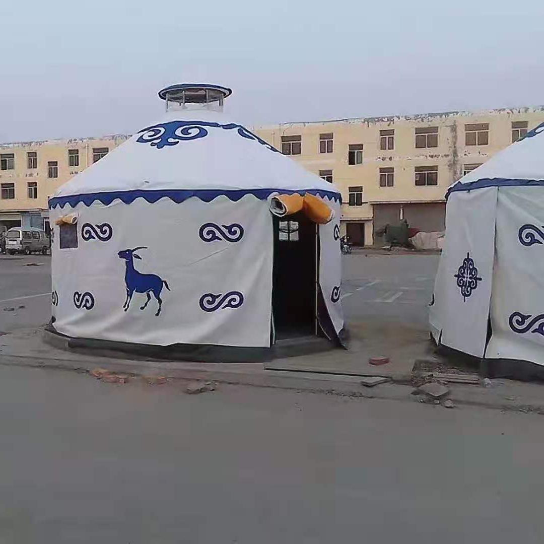 蒙古包规格