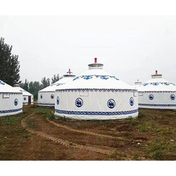 江西农家乐蒙古包