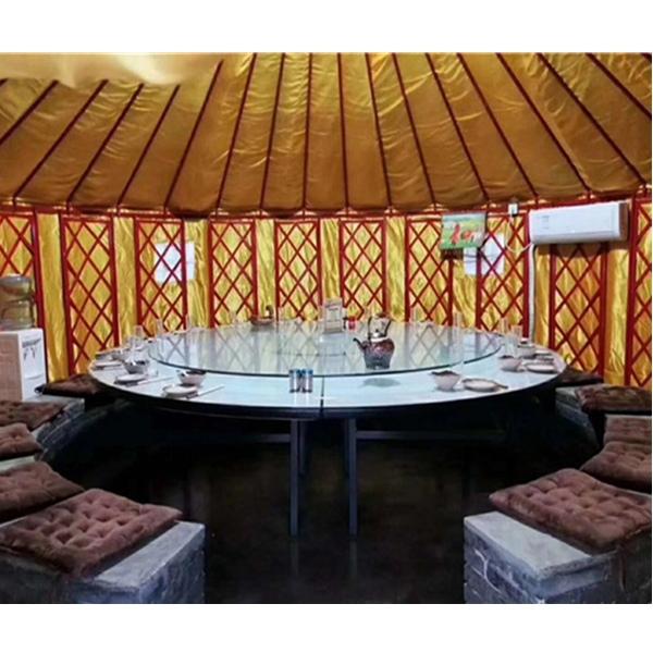 海南餐饮蒙古包