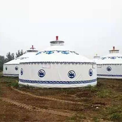 帆布蒙古包