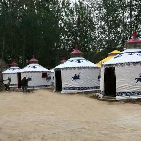 会议蒙古包