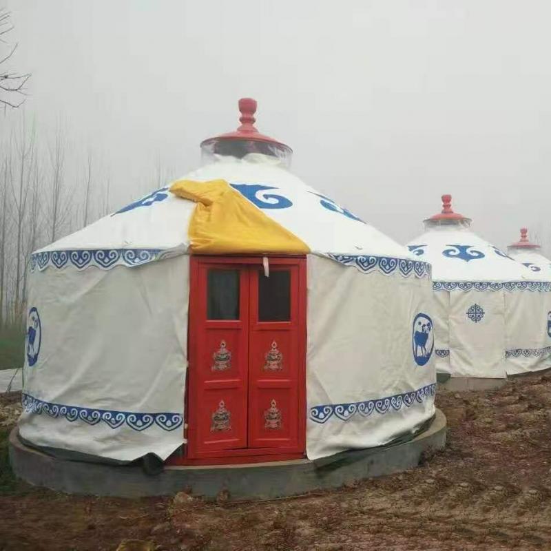 防风蒙古包