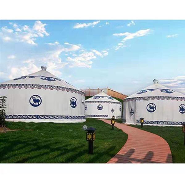 定制住宿式蒙古包安装相关要求