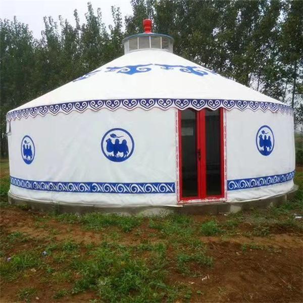 加工民族蒙古包搭建常见问题